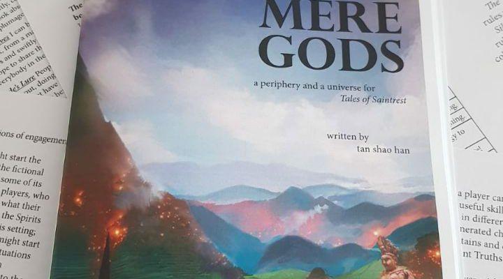 Nosfecatu Reads 'Mere Gods'